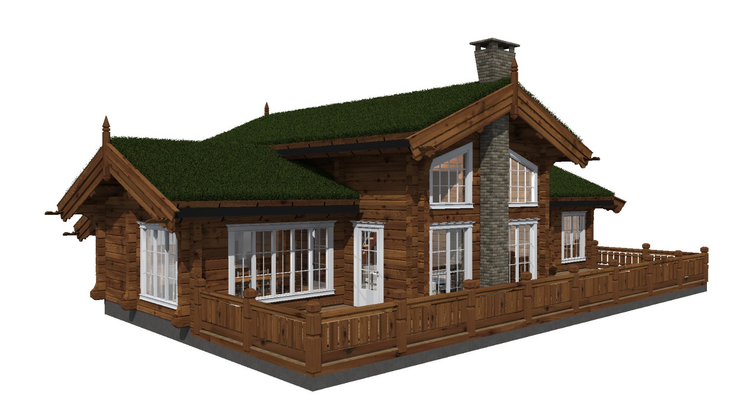Linda Handmade Log Cabins From Latvia Your Dream Is Our