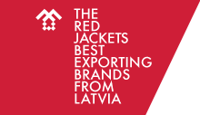 One of the top Exporting brands from Latvia